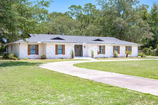 4605 Birch St, Macclenny, FL 32063 (MLS #1061754) :: Memory Hopkins Real Estate