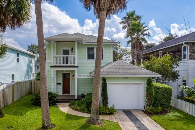 415 Hopkins St, Neptune Beach, FL 32266 (MLS #1066428) :: Ponte Vedra Club Realty
