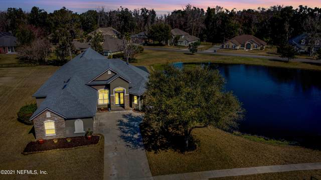 14550 Tranquility Creek Dr, Jacksonville, FL 32226 (MLS #1095359) :: The Coastal Home Group