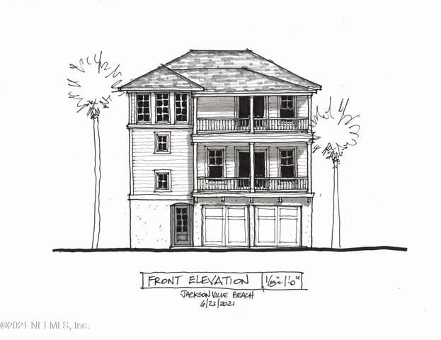 78 27TH Ave S, Jacksonville Beach, FL 32250 (MLS #1106788) :: Vacasa Real Estate