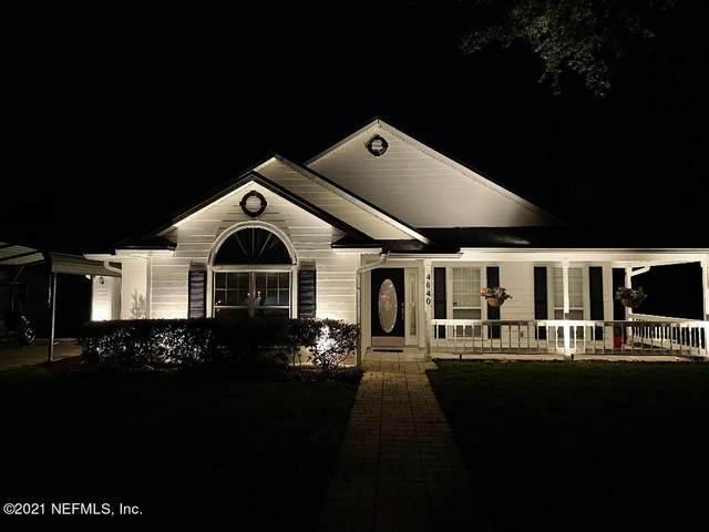 4640 Kangaroo St, Middleburg, FL 32068 (MLS #1107619) :: Olde Florida Realty Group