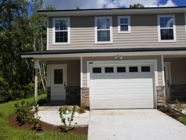 388 Old Jennings Rd, Orange Park, FL 32065 (MLS #902803) :: EXIT Real Estate Gallery