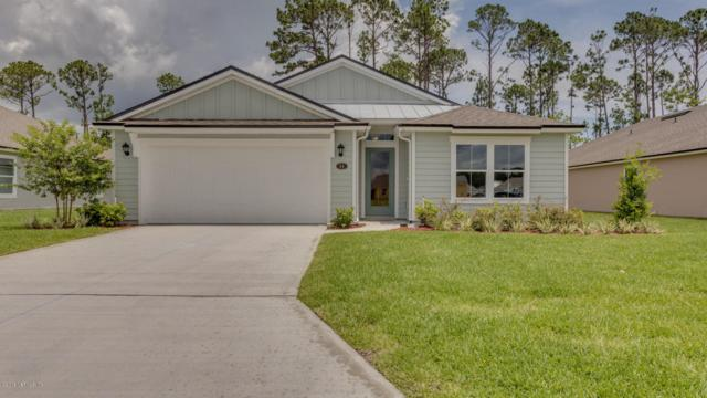 38 Coastal Hammock Way, St Augustine, FL 32086 (MLS #912645) :: EXIT Real Estate Gallery