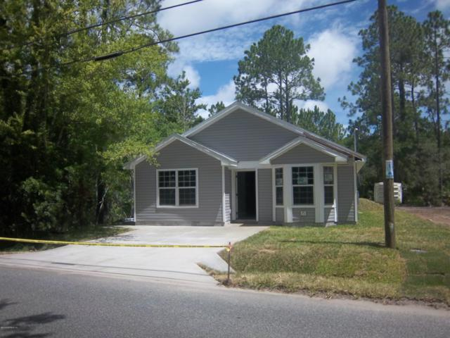 1040 W 7TH St, St Augustine, FL 32084 (MLS #963457) :: The Hanley Home Team