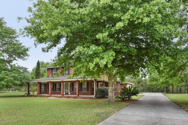 4515 Raintree Dr, Macclenny, FL 32063 (MLS #986590) :: The Hanley Home Team
