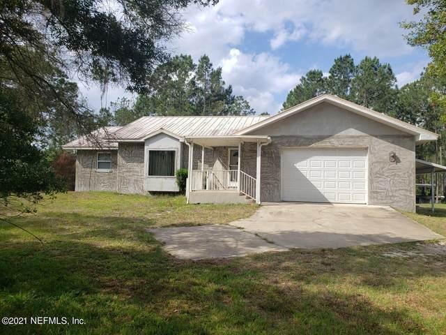 117 Palmetto Rd, Georgetown, FL 32139 (MLS #1094020) :: Olson & Taylor | RE/MAX Unlimited