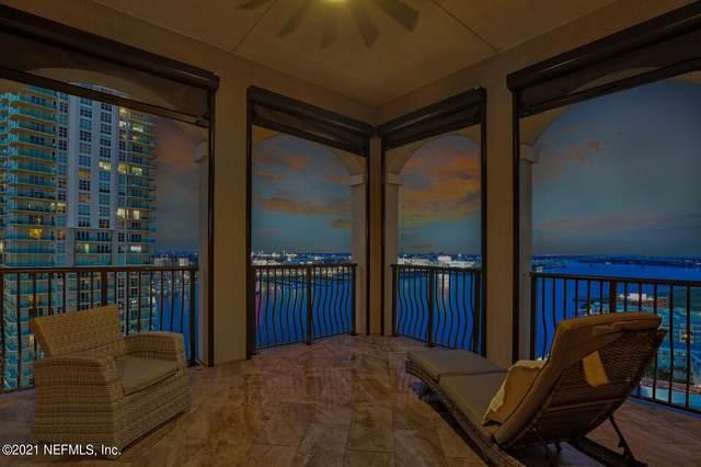 1478 Riverplace Blvd #2104, Jacksonville, FL 32207 (MLS #1120100) :: Park Avenue Realty