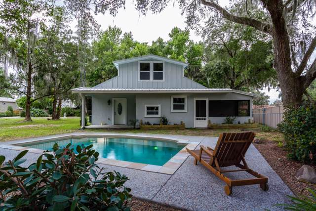 7865 Riverdale Rd, St Augustine, FL 32092 (MLS #998332) :: CrossView Realty
