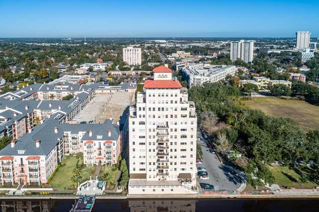 1846 Margaret St 9A, Jacksonville, FL 32204 (MLS #1028408) :: The Newcomer Group