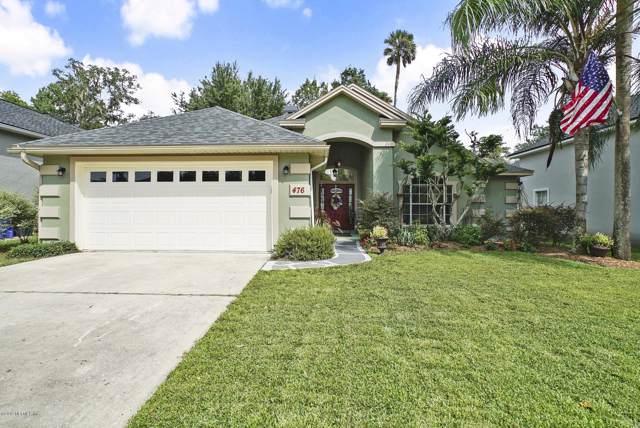 476 Big Tree Rd, Ponte Vedra Beach, FL 32082 (MLS #1015279) :: The Volen Group | Keller Williams Realty, Atlantic Partners