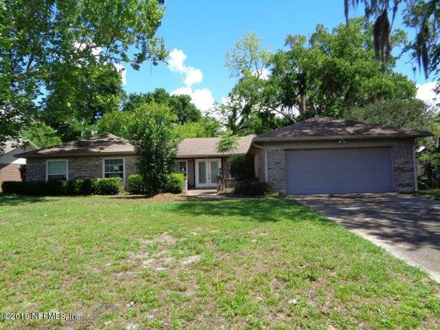 3531 Lawrence Rd, Orange Park, FL 32073 (MLS #1000213) :: Berkshire Hathaway HomeServices Chaplin Williams Realty