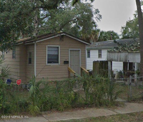 723 Odessa St, Jacksonville, FL 32206 (MLS #1001223) :: Berkshire Hathaway HomeServices Chaplin Williams Realty
