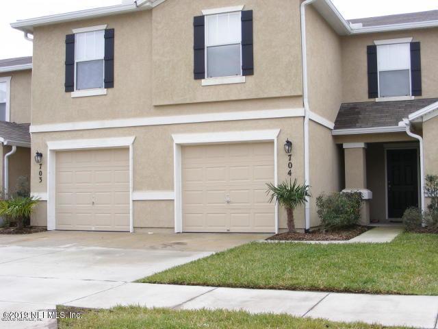 1500 Calming Water Dr #704, Orange Park, FL 32003 (MLS #1001242) :: Jacksonville Realty & Financial Services, Inc.
