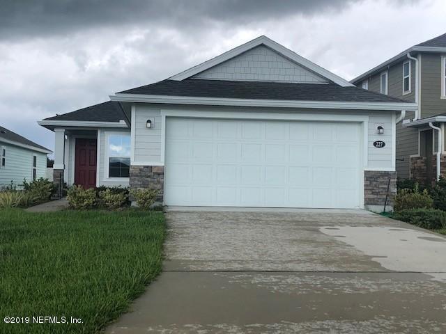 227 Bluejack Ln, St Augustine, FL 32095 (MLS #1001503) :: Ancient City Real Estate