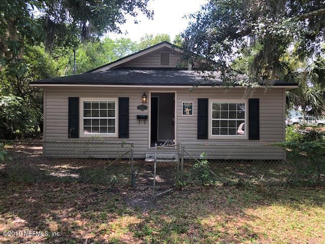 1704 Ashland St, Jacksonville, FL 32207 (MLS #1001961) :: 97Park