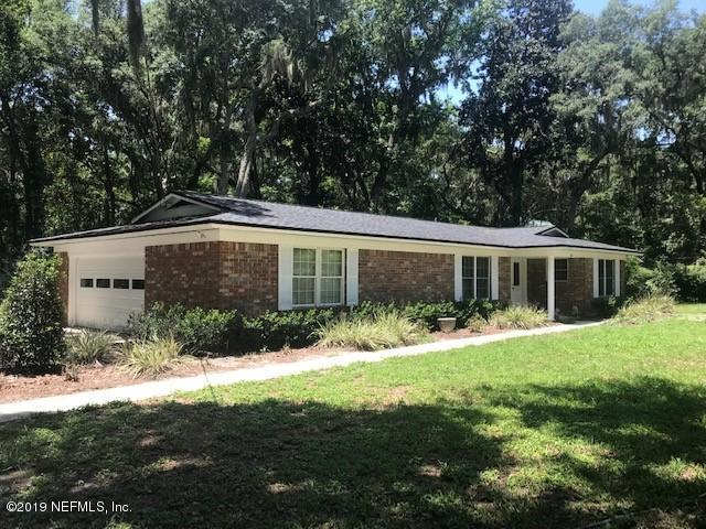 158 Hollywood Forest Dr, Orange Park, FL 32003 (MLS #1002169) :: Ancient City Real Estate