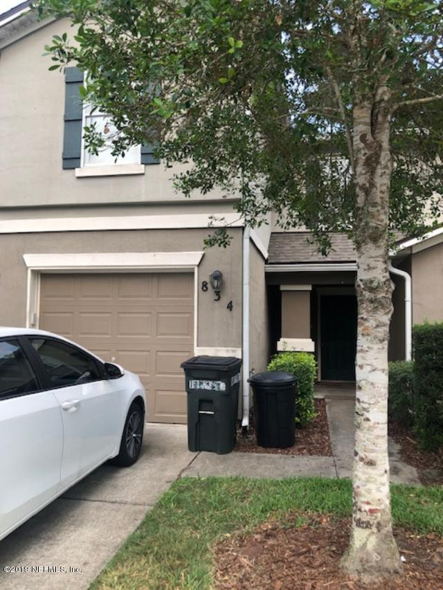 834 Black Cherry Dr S, St Johns, FL 32259 (MLS #1002426) :: EXIT Real Estate Gallery