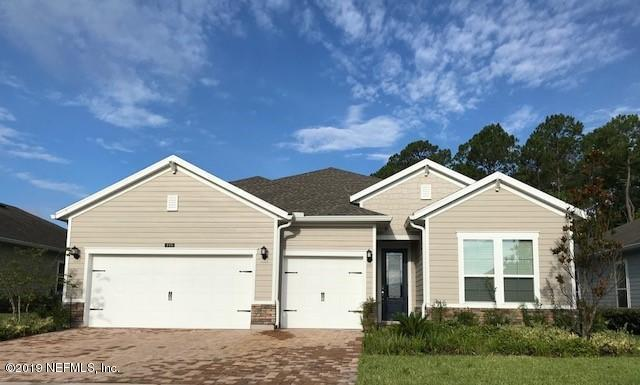 402 Tintamarre Dr, St Augustine, FL 32092 (MLS #1005887) :: CrossView Realty