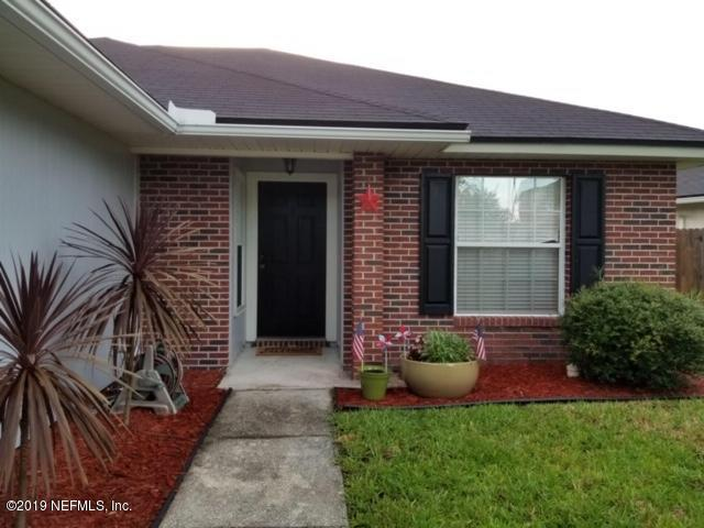2865 Southampton Dr, Middleburg, FL 32068 (MLS #1005999) :: Berkshire Hathaway HomeServices Chaplin Williams Realty