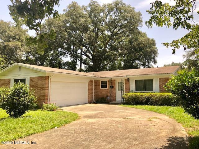 10507 Tulsa Rd, Jacksonville, FL 32218 (MLS #1006657) :: The Hanley Home Team