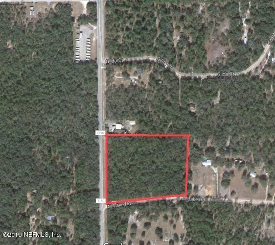0000 M Lake Rd, Keystone Heights, FL 32656 (MLS #1006756) :: CrossView Realty