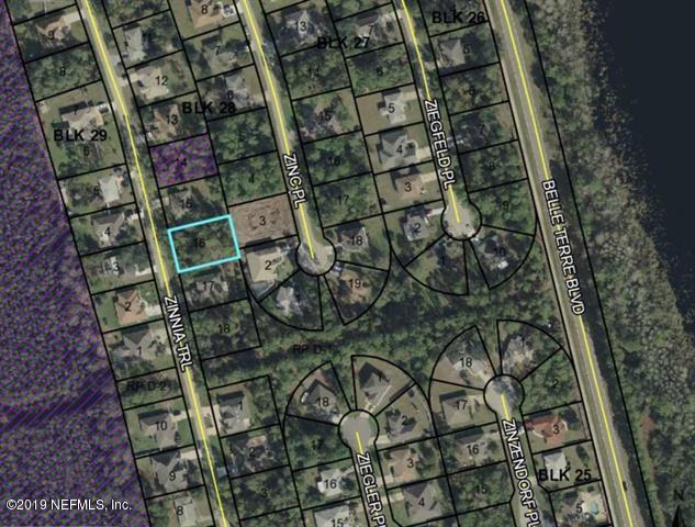 34 Zinnia Trl, Palm Coast, FL 32164 (MLS #1007498) :: Ancient City Real Estate