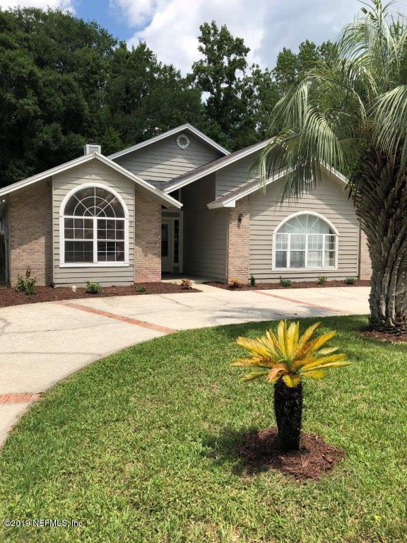 544 Lewis Morris St, Orange Park, FL 32073 (MLS #1007920) :: Ancient City Real Estate