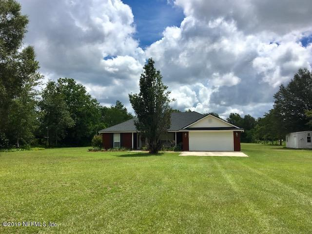 11047 Rufus Powers Rd, Glen St. Mary, FL 32040 (MLS #1007951) :: The Hanley Home Team