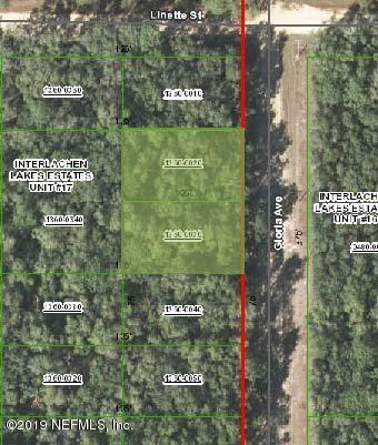 XX Gloria Ave, Interlachen, FL 32148 (MLS #1008390) :: The Hanley Home Team