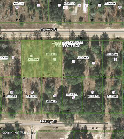221 AND223 Cypress St, Interlachen, FL 32148 (MLS #1008411) :: EXIT Real Estate Gallery
