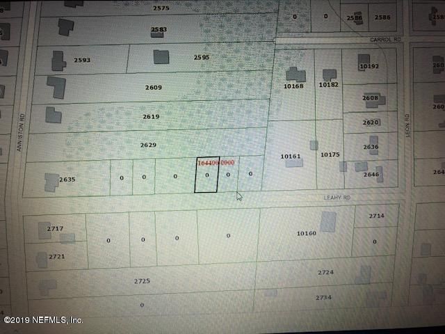 0 Leahy Rd, Jacksonville, FL 32246 (MLS #1009240) :: Berkshire Hathaway HomeServices Chaplin Williams Realty