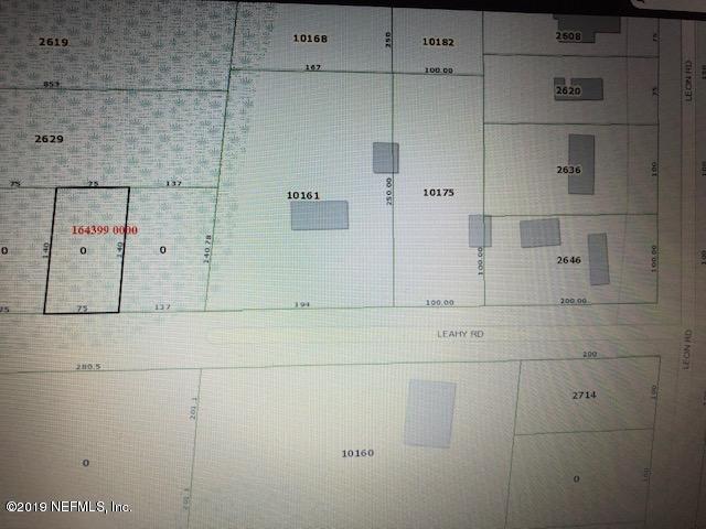 0 Leahy Rd, Jacksonville, FL 32246 (MLS #1009245) :: eXp Realty LLC | Kathleen Floryan