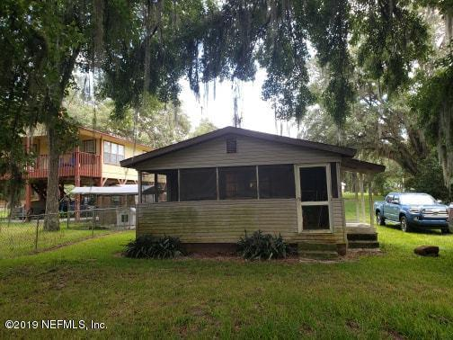 106 Melody Ln, Florahome, FL 32140 (MLS #1009402) :: EXIT Real Estate Gallery