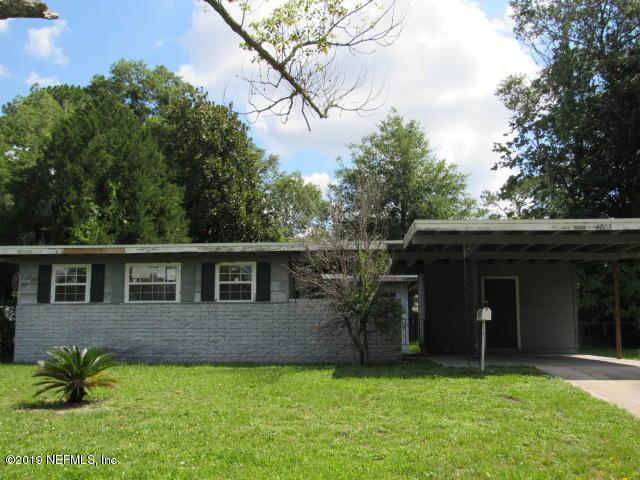 4803 Clyde Dr, Jacksonville, FL 32208 (MLS #1009779) :: The Hanley Home Team