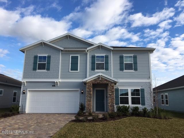 4120 Heatherbrook Pl, Middleburg, FL 32065 (MLS #1009890) :: Berkshire Hathaway HomeServices Chaplin Williams Realty