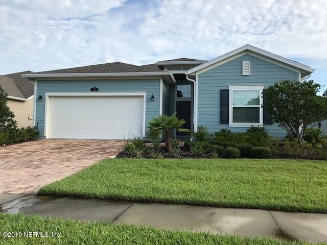 89 Ash Breeze Cove, St Augustine, FL 32095 (MLS #1009927) :: The Hanley Home Team