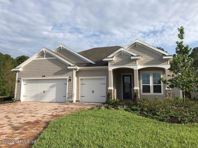 203 Latrobe Ave, St Augustine, FL 32095 (MLS #1012921) :: 97Park