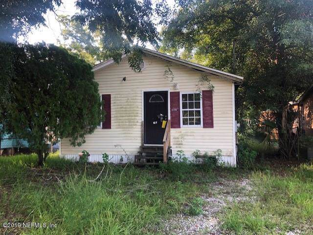 1636 W 24TH St, Jacksonville, FL 32209 (MLS #1013740) :: Berkshire Hathaway HomeServices Chaplin Williams Realty
