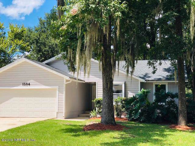 1594 Twin Oak Dr E, Middleburg, FL 32068 (MLS #1014109) :: Young & Volen | Ponte Vedra Club Realty