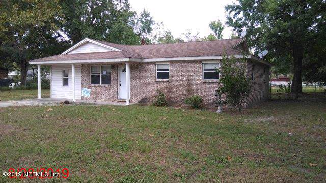 705 Chipshot Dr, Macclenny, FL 32063 (MLS #1014934) :: CrossView Realty