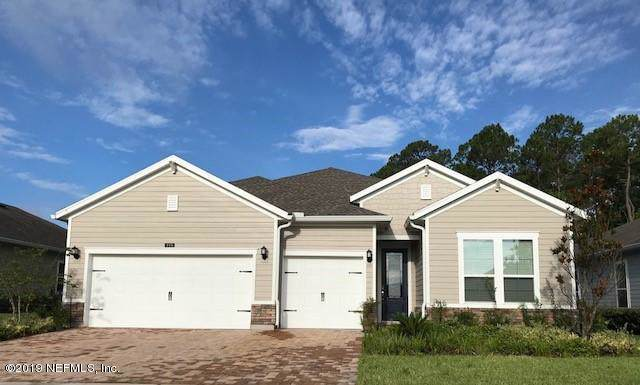 303 Switchgrass Rd, St Augustine, FL 32095 (MLS #1014962) :: The Hanley Home Team