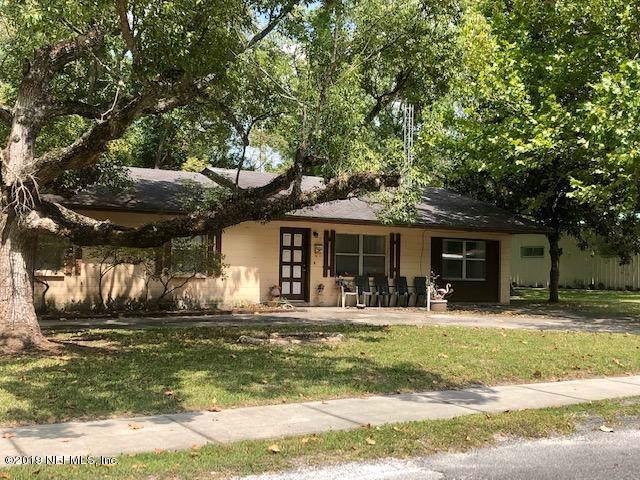705 W Pratt St, Starke, FL 32091 (MLS #1015195) :: The Hanley Home Team