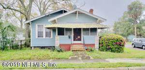 1354 W 5TH St, Jacksonville, FL 32209 (MLS #1015281) :: CrossView Realty