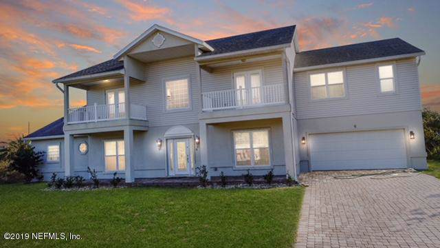 9 Linda Mar Dr, St Augustine, FL 32080 (MLS #1015780) :: Berkshire Hathaway HomeServices Chaplin Williams Realty