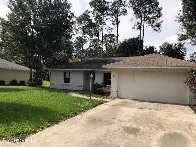 22 Richmond Dr, Palm Coast, FL 32164 (MLS #1015929) :: eXp Realty LLC | Kathleen Floryan