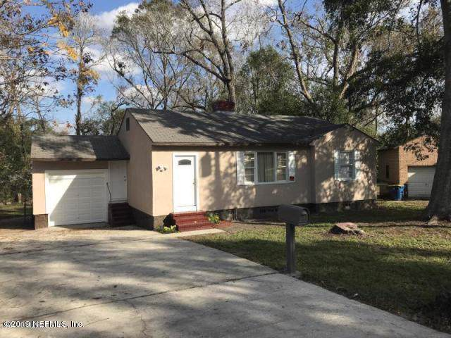 7909 Wainwright Dr, Jacksonville, FL 32208 (MLS #1016599) :: The Hanley Home Team