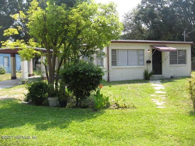 5811 Geranium Rd, Jacksonville, FL 32209 (MLS #1018968) :: Noah Bailey Group