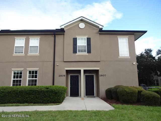 12301 Kernan Forest Blvd #2808, Jacksonville, FL 32225 (MLS #1019602) :: Noah Bailey Group