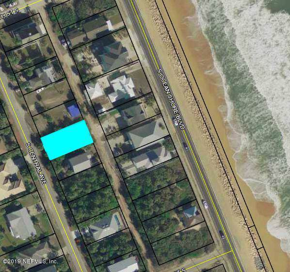 1421 S Central Ave, Flagler Beach, FL 32136 (MLS #1019852) :: Berkshire Hathaway HomeServices Chaplin Williams Realty