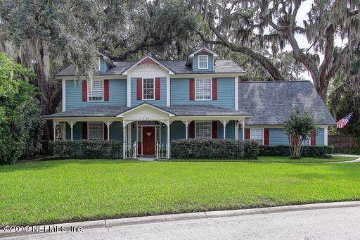 2724 Victorian Oaks Dr, Jacksonville, FL 32223 (MLS #1020093) :: Noah Bailey Group